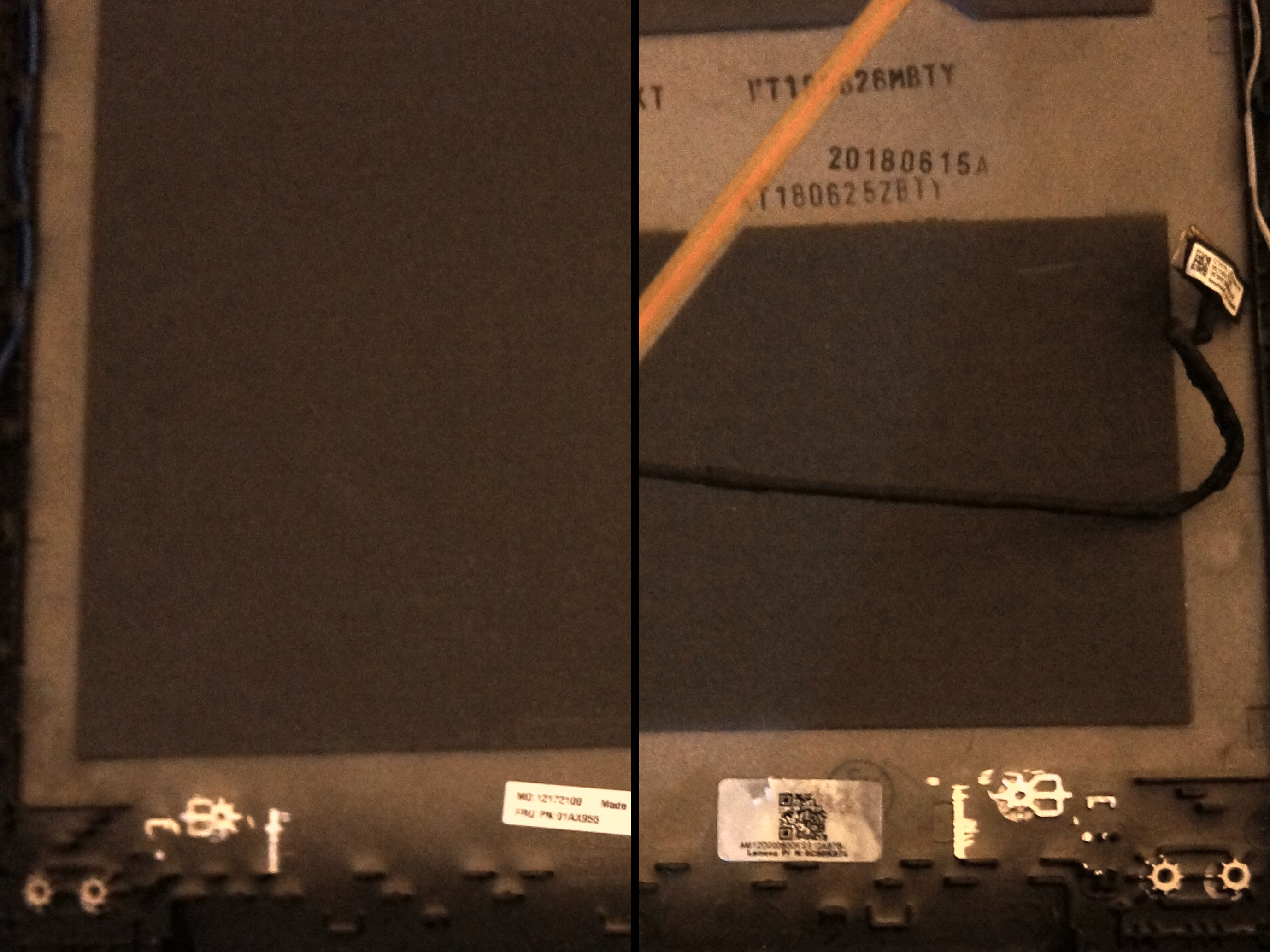 A FrankenPad Story: T25 with Quad-Core CPU and UHD LCD Panel - Foxy Blog